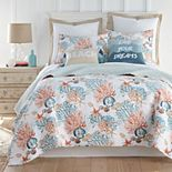 Cayo Quilt Set with Shams