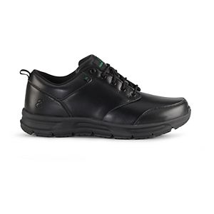 Emeril Quarter Men's Leather Water Resistant Walking Shoes