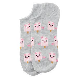 Novelty No-Show Socks