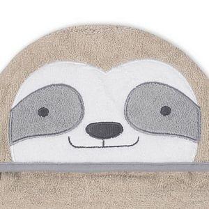 Just Born Gerber Sloth Puppet Towel