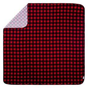 Trend Lab Buffalo Check Jumbo Deluxe Flannel Blanket