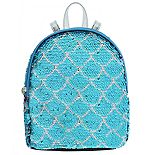Girls Elli by Capelli Mini Reversible Sequin Backpack
