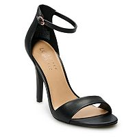 Deals on LC Lauren Conrad Hematite Women's Pumps