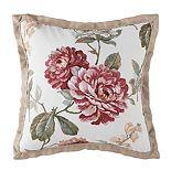 Croscill Fleur Square Pillow