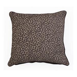 THRO By Mario Lorenz Cher Cheetah Chenille Throw Pillow