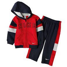 Nike Colorblock Fleece Sweatsuit