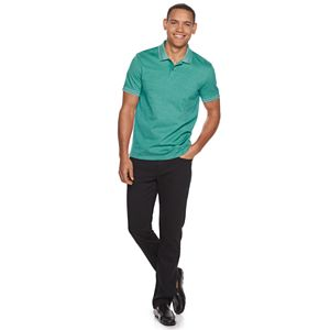 Men's Marc Anthony Regular-Fit Double-Tipped Polo