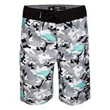 Boys 4-7 Hurley Camouflaged Board Shorts