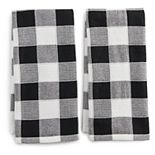 Food Network? Buffalo Check Kitchen Towel 2-pk.