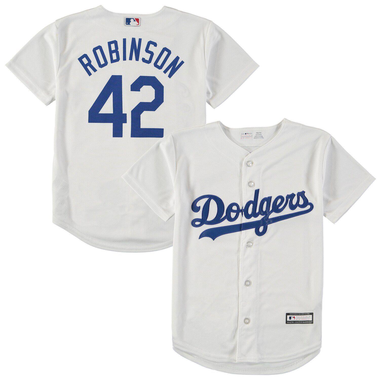 jackie robinson jersey youth