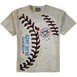 Youth Cream Toronto Blue Jays Hardball T-Shirt