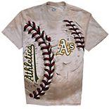 Youth Cream Oakland Athletics Hardball T-Shirt