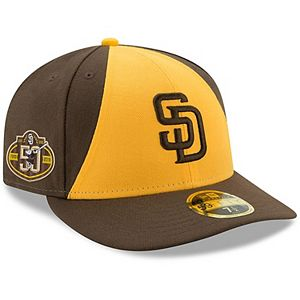 huge discount entire collection new authentic Men's New Era White/Blue San Diego Padres 2019 Spring Training Low ...
