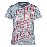 Boys 4-7 Nike Dri-FIT Abstract Camo Print Graphic Tee