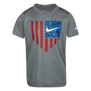 Boys 4-7 Nike Dri-FIT Americana Home Plate Graphic Tee