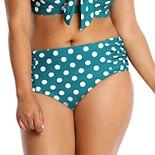 Plus Size LYSA High Waist Bikini Bottoms