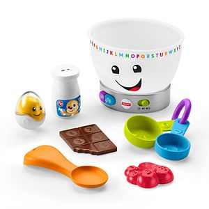 Fisher-Price® Laugh & Learn® Magic Color Mixing Bowl