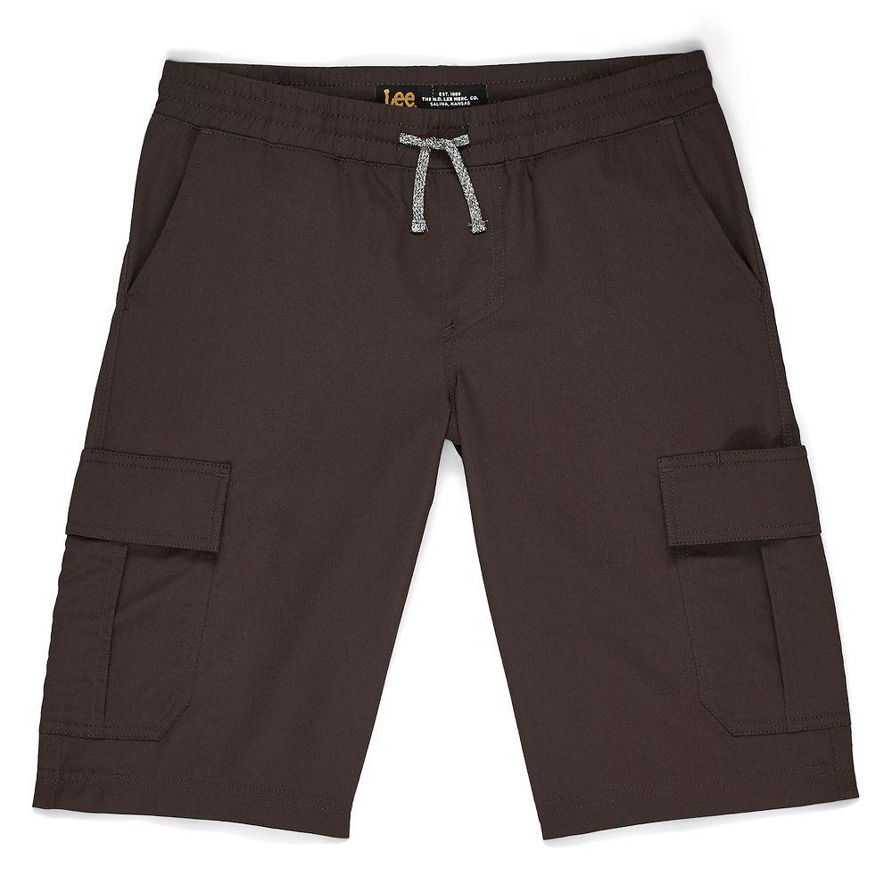 Boys 4-20 Lee® Proof Pull-On Crossroad Shorts in Regular & Husky