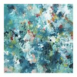Fine Art Canvas 'Rainforest' Canvas Wall Art
