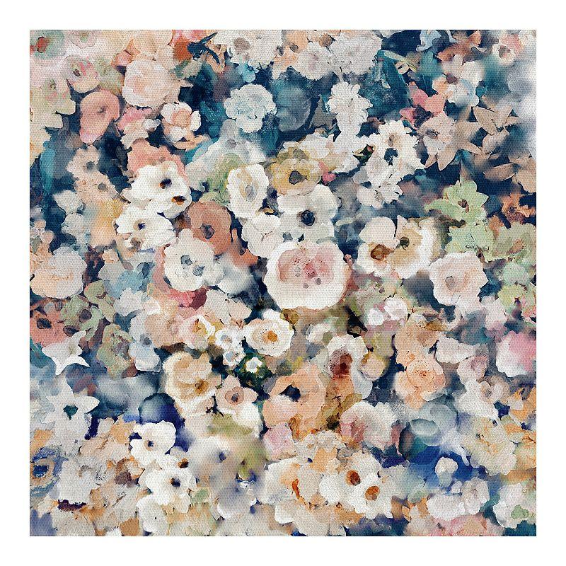 Fine Art Canvas Jubilation by Studio Arts Wrapped Canvas Art Print, 30X30