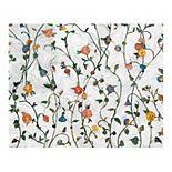 Fine Art Canvas 'Garden Trellis' Canvas Wall Art