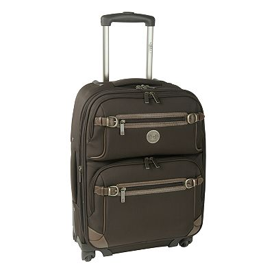 Chaps Central Park 25-in. Expandable Wheeled Upright