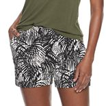 Women's Apt. 9® Torie Stretch Shorts