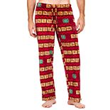 Men's Scrabble Game Sleep Pants