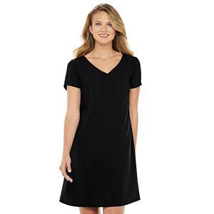 Women's Apt. 9 V-Neck Shift Dress
