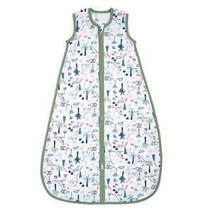 aden + anais Essentials Zip Front Muslin Sleep Bag - Medium