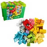 LEGO DUPLO Classic Deluxe Brick Box 10914 Building Toy (85 Pieces)