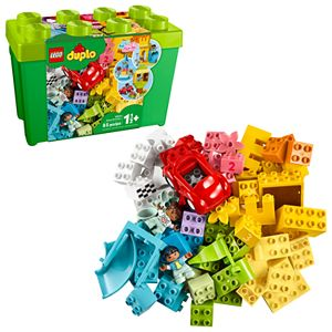 LEGO DUPLO Classic Deluxe Brick Box 10914 Building Toy (85 Pieces)