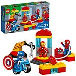 LEGO DUPLO Super Heroes Lab 10921 Building Toy