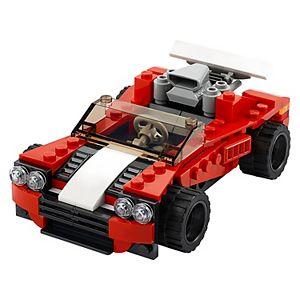 LEGO Creator 3-in-1 Sports Car 31100 Building Kit