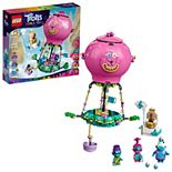 DreamWorks Trolls World Tour Poppy's Hot Air Balloon Adventure 41252 by LEGO