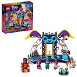 DreamWorks Trolls World Tour Volcano Rock City Concert (41254) Building Kit by LEGO