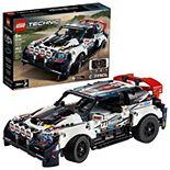 LEGO Technic App-Controlled Top Gear Rally Car 42109 Building Kit