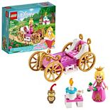 Disney's Princess Aurora's Royal Carriage 43173 Building Kit by LEGO
