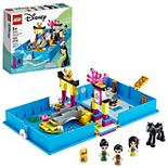 Disney's Mulan's Storybook Adventures 43174 Building Kit by LEGO