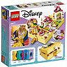Disney's Beauty and the Beast Belle's Storybook Adventures 43177 Building Kit by LEGO