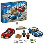 LEGO City Police Highway Arrest 60242 Building Set