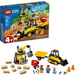 LEGO City Construction Bulldozer 60252 Building Kit