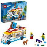 LEGO City Ice-Cream Truck 60253 Building Kit