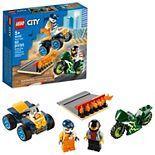 LEGO City Stunt Team 60255 Building Playset