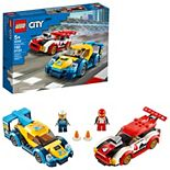 LEGO City Racing Cars 60256 Toy Building Set