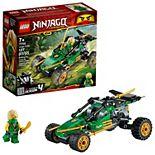 LEGO NINJAGO Legacy Jungle Raider 71700 Building Kit