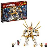 LEGO NINJAGO Legacy Golden Mech 71702 Building Kit