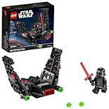 LEGO Star Wars Kylo Ren's Shuttle Microfighter 75264 Building Kit