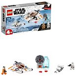 LEGO® Star Wars Snowspeeder 75268 Starship Toy Building Kit