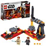 LEGO Star Wars Duel on Mustafar 75269 Building Kit
